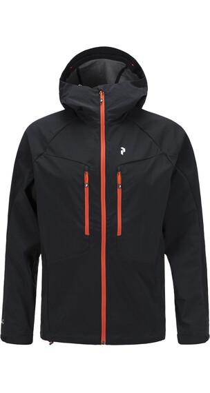 Peak Performance M's Tour SS Jacket Black